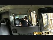 Spanish tourist with big taxi cock