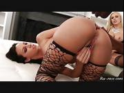 Jada Stevens threesome fuck