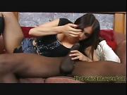 MILF Sheila Marie Drilled by a Big Black Cock
