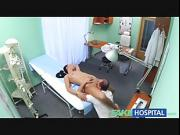 Nurse gets more then a massage