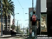 Daniel gets lost walking down the train track