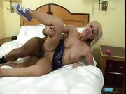 Awesome Babe Fucked By Black Step Dad