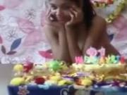 Small Telugu Girl Shows Amazing Body Part 1
