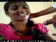 Tamil College Girl Sucks Boyfriends Cock