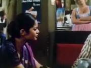 Indian girl in 80's German porn movie