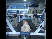 Claudia Marie Big Boob Workout