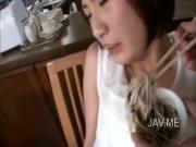 Korean forced fed noodles during sex