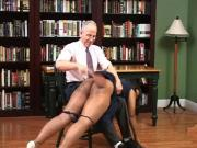 Dani Hunt Spanked & Paddled