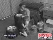 Sex Spy on Auto Parts