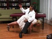 Dr. Ramsey Spanks Dia Zerva