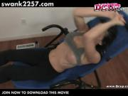 Brooke Shine works her pussy out.