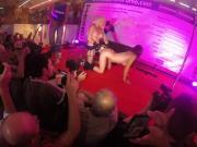Lesbico show Salon Erotico Barcelona 2015