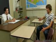 Dean Holland & Danny Brooks - Horny Student Cheats with the Teacher