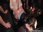 New gangbang with slutwife Marion