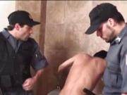 cops busting young sluts ass