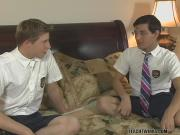 Jayce Marx & Sean Corwin - Sean Nearly Splits Jayce in Two