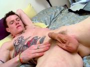 Jerking With Sexy Young Aaron - Aaron Manson