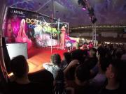 Soraya Wells and Amador Xtrem Barcelona Salon Erotico 2015