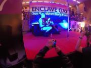 Gay show in the Barcelona Salon Erotico 2015