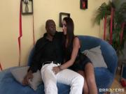 Giselle wants to party with huge black cock