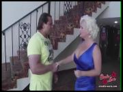 Big Saggy Tits Claudia Marie Tricked And Fucked