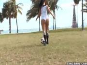 Big ass soccer girls