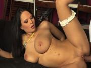 Dominno got big natural tits