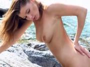 Sexy nymph Eliska
