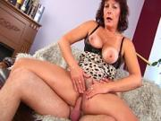 Hairy mature can always go for another round