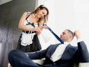 Dillion Harper Role Playing The Maid EroticaX