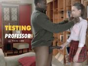 Kacey Lane interracial Testing the Professor BlackIsBetter