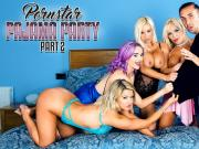 Pornstar pajama party part 2 DigitalPlayground