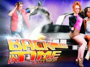 Cathy Heaven and Alyssa Divine Back In Time A XXX Parody DigitalPlayground