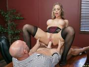 Nicole Aniston A Union Nutbuster Brazzers