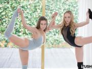 Aubrey Star and Cassidy Klein My Girlfriend and I Do Anal Tushy.com