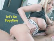 Donna Bell anal Lets Go Together ElegantAnal