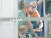 Gina Gerson and Kathia Nobili Breakfast in bed StepMomLessons