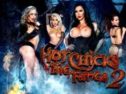 Hot Chicks Big Fangs 2 final orgy DigitalPlayground