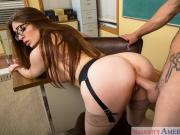 Veronica Vain in My First Sex Teacher NaughtyAmerica