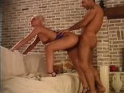 Female Female Male Swap Cum With A Big Cock