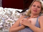 Zoey Tyler Knows How To Overcome Loneliness With The Help Of Masturbation