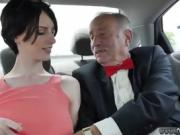 Dillion blowjob Frankie heads down the Hersey highway