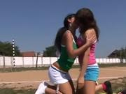 Tight teen amateur pussy plowed and dress fuck public Sporty
