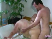 Mature Gets Treated Right
