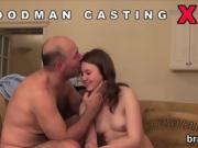 Casting sex kitten goes away after hardcore sex and anal plow