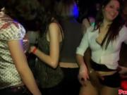 Euro Club Party Turned Intowild Fuck Frenzy