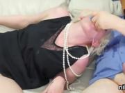 Kinky kitten is taken in anal asylum for harsh treatment