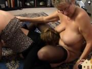 Sexy Older Lady Gets Dildo In Her Cunt By Lesbian Lover