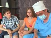 Bf assists with hymen physical and penetrating of virgin kitt