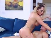 Sensual Cougar Destiny Dixon Straddles Her Driver